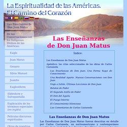 Las Enseñanzas de Don Juan Matus