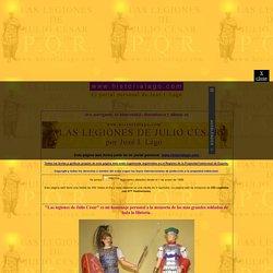 Las Legiones de Julio César