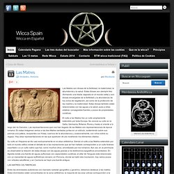 Las Matres » Wicca Spain