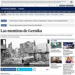 Las mentiras de Gernika