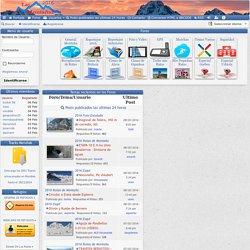 Las Montañas - Mendiak.net - Portada