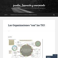 """Las Organizaciones """"con"""" las TIC!"""
