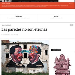 Las paredes no son eternas