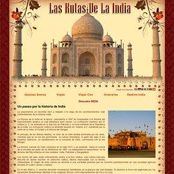 Las Rutas De La India