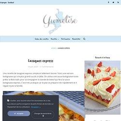 Lasagnes express