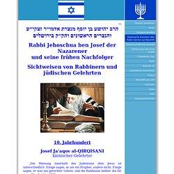 Rabbinische Ansichten