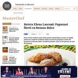 Reteta Elena Lasconi: Papanasi fierti cu branza dulce