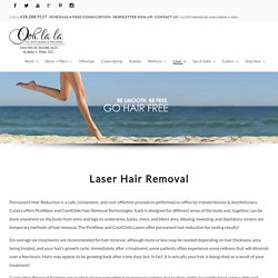 Best Laser Hair Removal in Glen Carbon