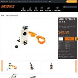 Clavier Laser Kit V2