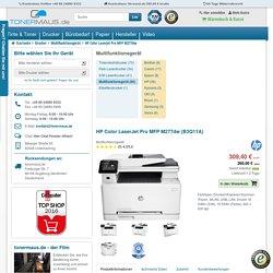 HP Color-LaserJet-Pro-MFP-M277dw Drucker – von tonermaus.de