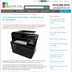 HP LaserJet Pro 400 M425dn Review - HP M425dn Toner Cartridges