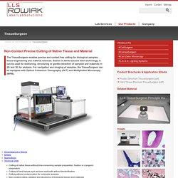 LLS ROWIAK LaserLabSolutions GmbH: TissueSurgeon