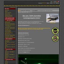 Laserpointer kaufen 100% Leistung TOP QUALITÄT: 5 mW