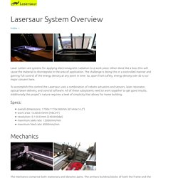 Lasersaur Manual