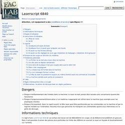 Laserscript 6840 - FacLab Wiki