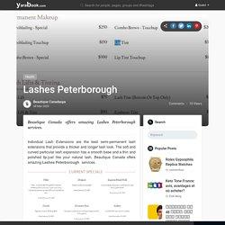Lashes Peterborough