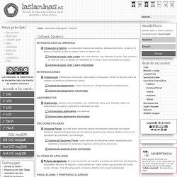 Diédrico - laslaminas.es - Web de apuntes y ejercicios de Dibujo Técnico y educación plástica y visual.