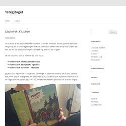 Läsprojekt Klubben