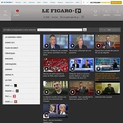 jean lassalle - Les vidéos sur le portail Figaro TV