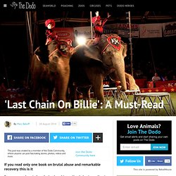 'Last Chain On Billie': A Must-Read