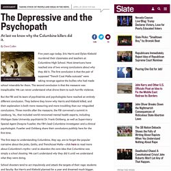 the_depressive_and_the_psychopath