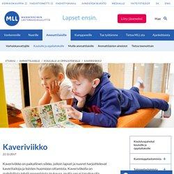 Kaveriviikko - Mannerheimin Lastensuojeluliitto
