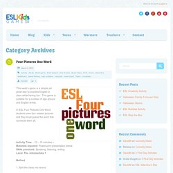 lateral thinking Archives - ESL Kids Games : ESL Kids Games