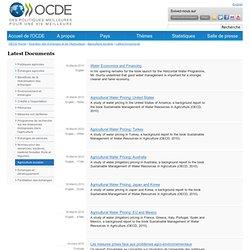 OCDE - 2010 - Au sommaire: Agriculture et changement climatique : impacts, atténuation et adaptation