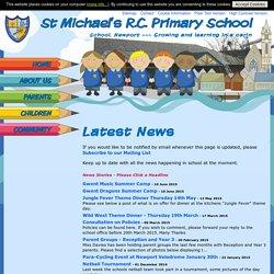 St Michael's R.C. Primary School, Newport, Gwent