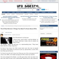 Latest UFO News