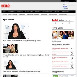 Latest stories, photos and videos about Kylie Jenner - HELLO! US