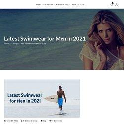 Latest Swimwear for Men in 2021 - Cabana Obonu Outdoors LLC