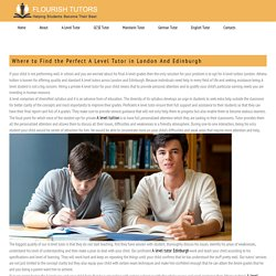 Latest News and Updates about Flourish Tutors