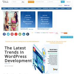 The Latest Trends In WordPress Development