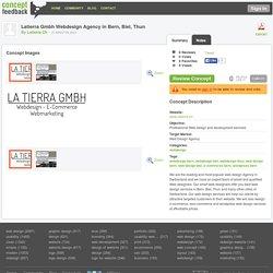 Latierra Gmbh Webdesign Agency in Bern, Biel, Thun