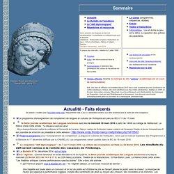 Latin et grec dans l'académie de Nancy-Metz : table des matières