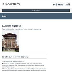Philo-lettres