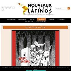 Belles Latinas 2020 – Nouveaux Espaces Latinos