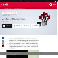 Les latino-américains en France du 03 octobre 2013