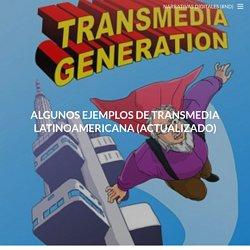 Algunos ejemplos de transmedia latinoamericana (actualizado)