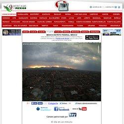 Torre Latinoamericana Vista Norte -Ciudad de México - Webcams de México