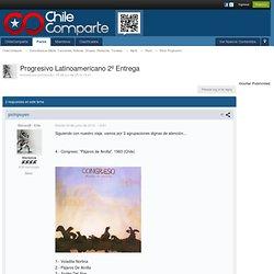 Progresivo Latinoamericano 2º Entrega - Rock Progresivo