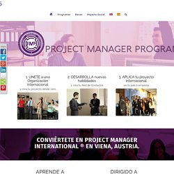 Project Manager Program