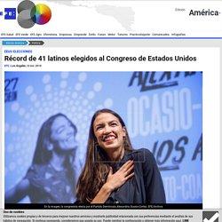 Récord de 41 latinos elegidos al Congreso de Estados Unidos