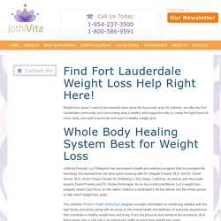 Fort Lauderdale Weight Loss JothiVita