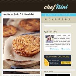 Laufabrau (pain frit islandais)