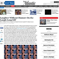Laughter Without Humor: On the Laugh-Loop GIF - Fran McDonald