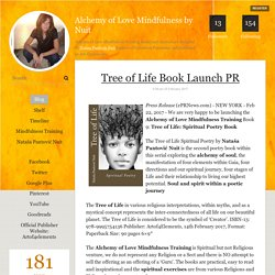Tree of Life Book Launch PR - Alchemy of Love Mindfulness by Nuit