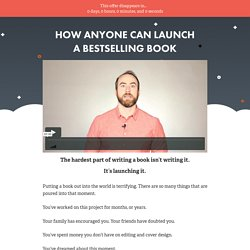 Launch a Bestseller