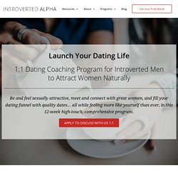 Launch Your Dating Life - Dating Coach for Men